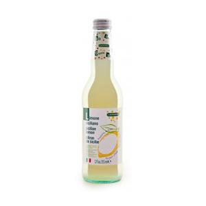 Sicilian Organic Lemon Sparkling Juice NEW BIO オーガニックシチリアンレモンソーダ